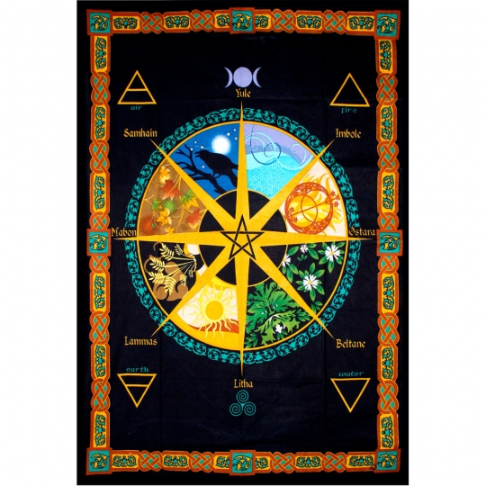 Tapestry – Wheel of the Year