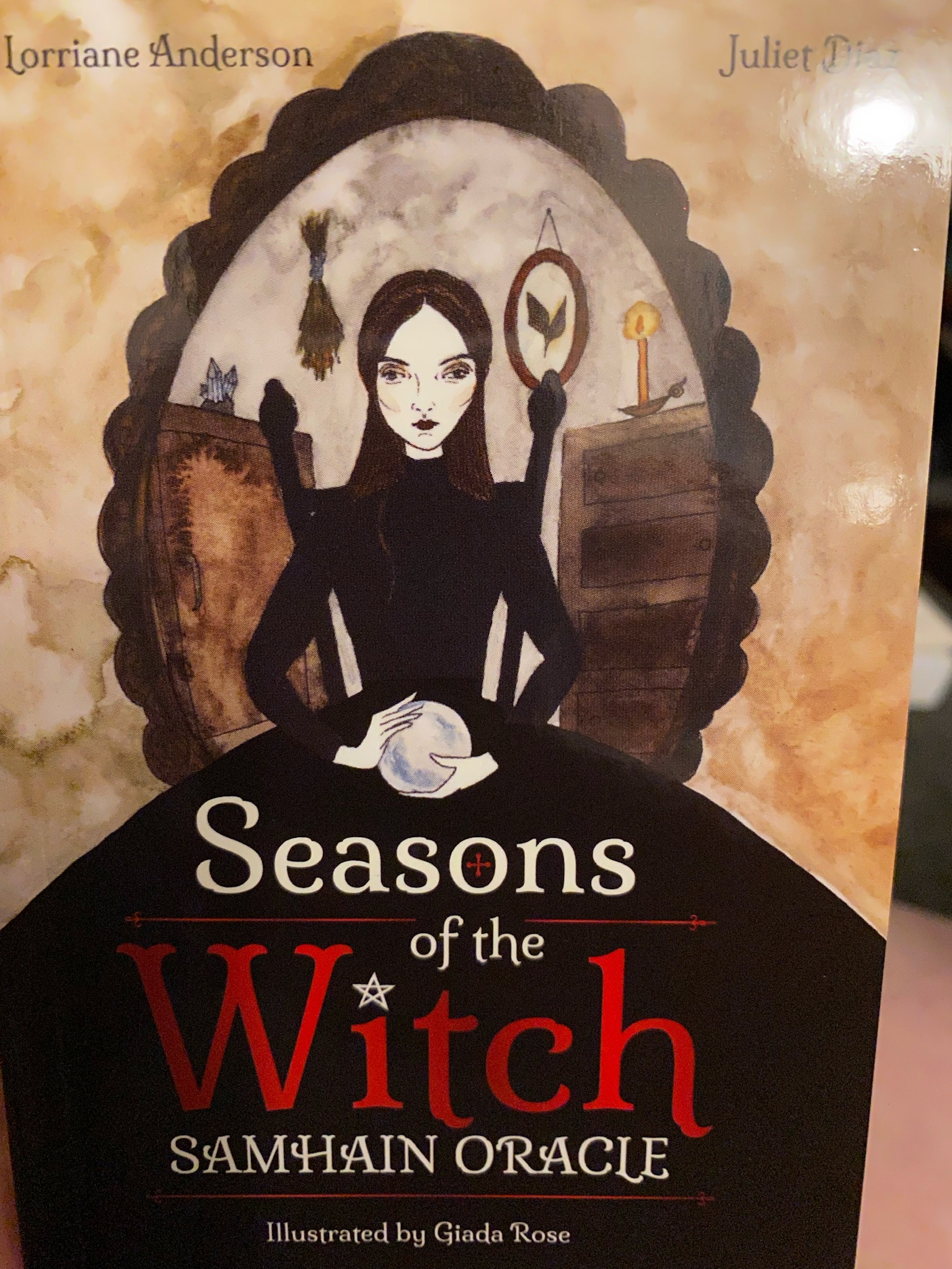 Seasons of the Witch – Samhain Oracle