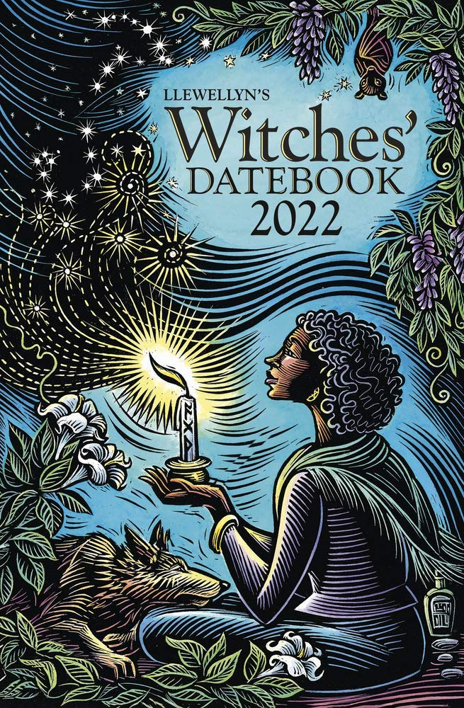 Llewellyn's Witches' Date Book — 2022