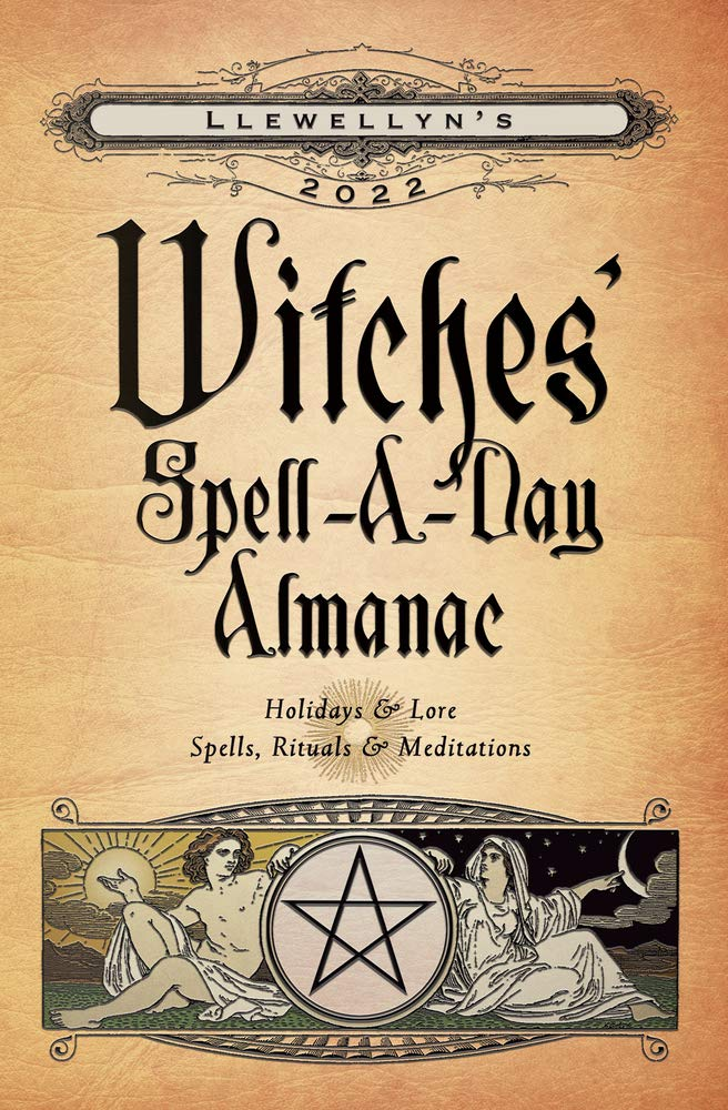 LLewellyn's Witches' Spell-A-Day Almanac — 2022