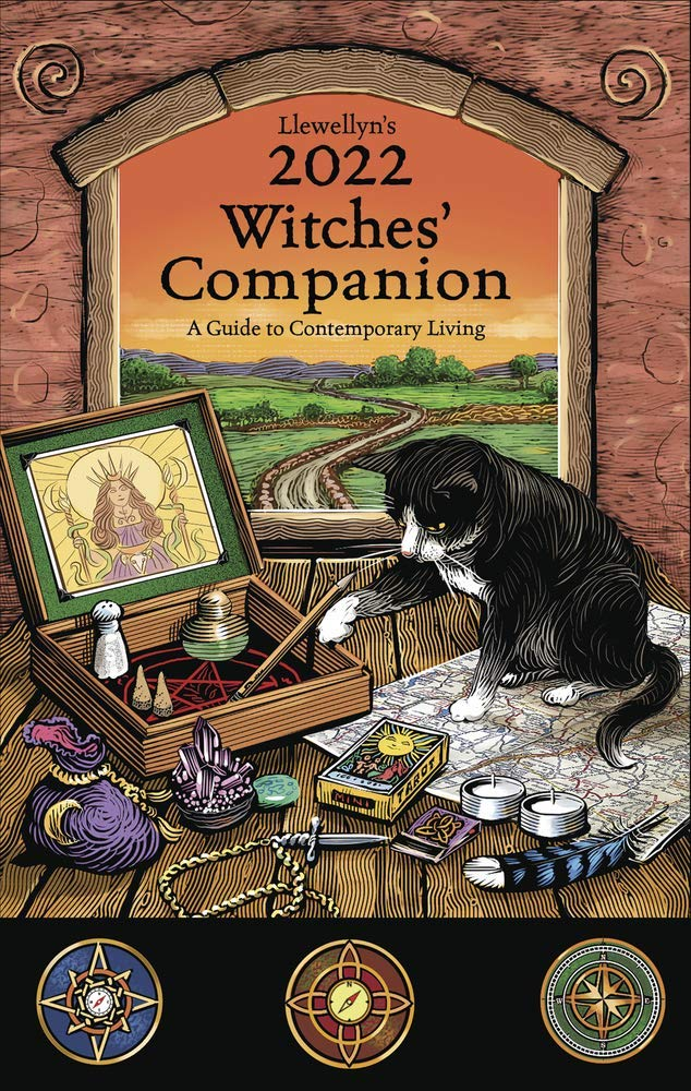 Llewellyn's Witches' Companion — 2022